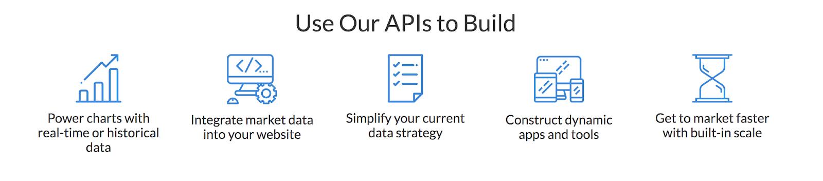Stock APIs