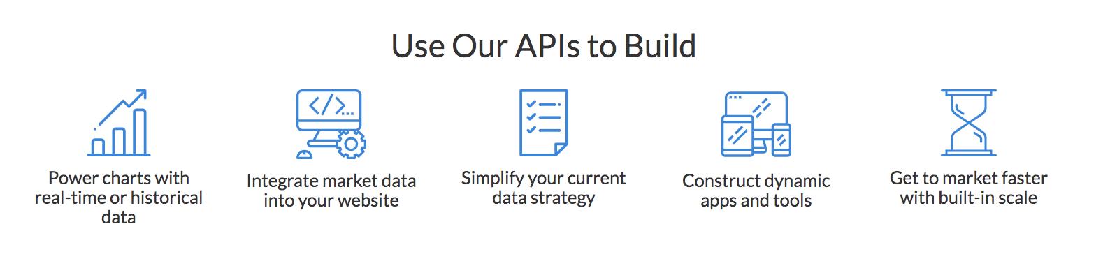 Financial Data APIs