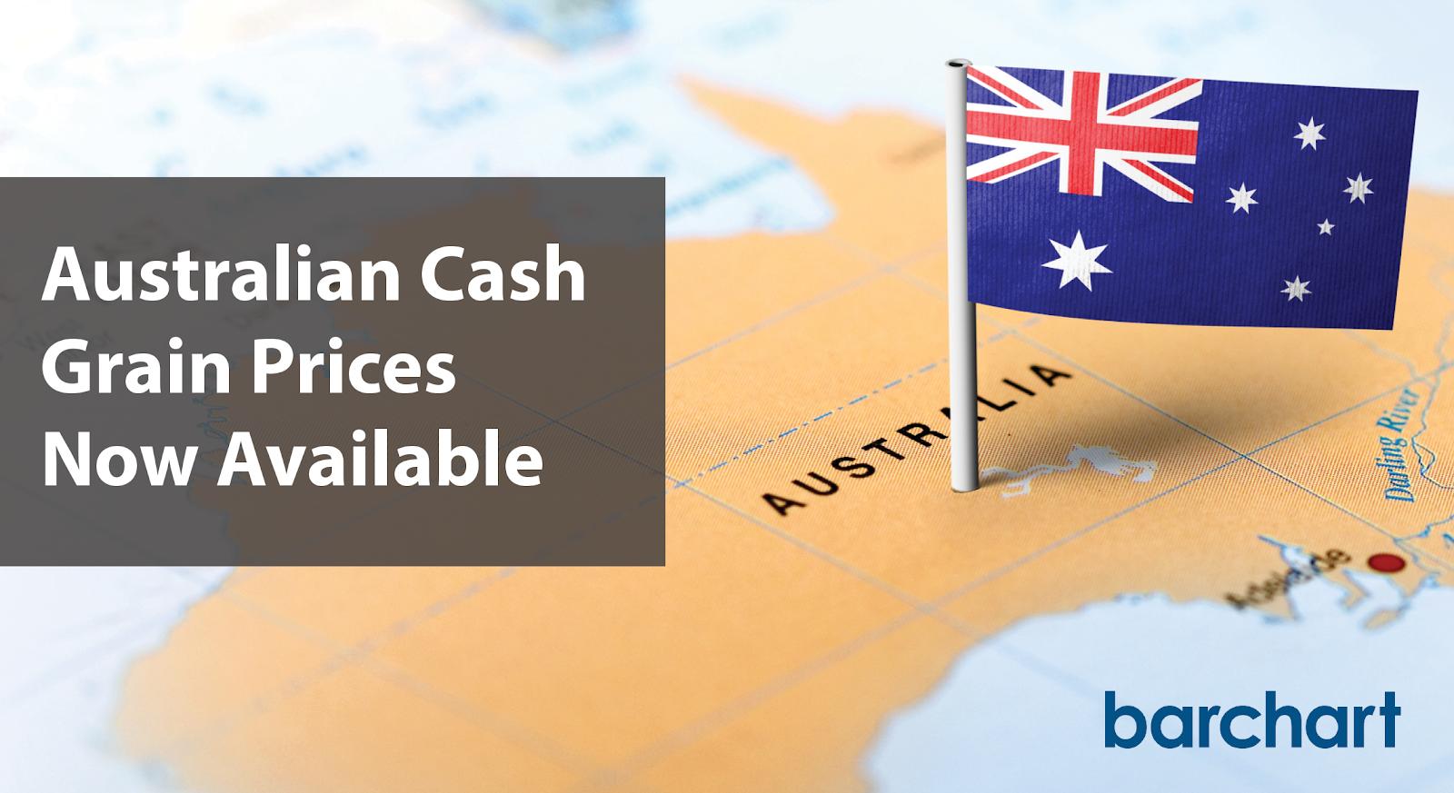 Australian Cash Grain Prices