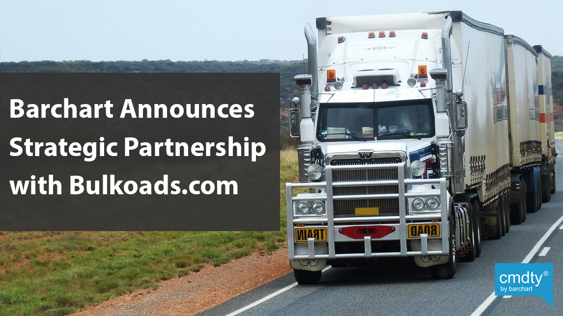 Bulkloads and Barchart Partner