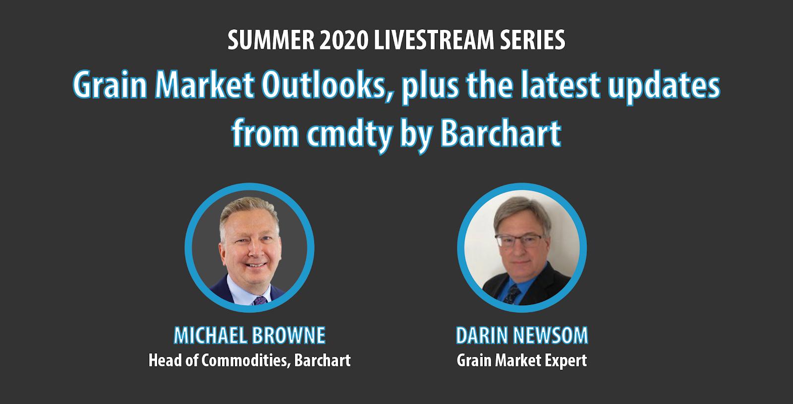Grain Market Update 2020