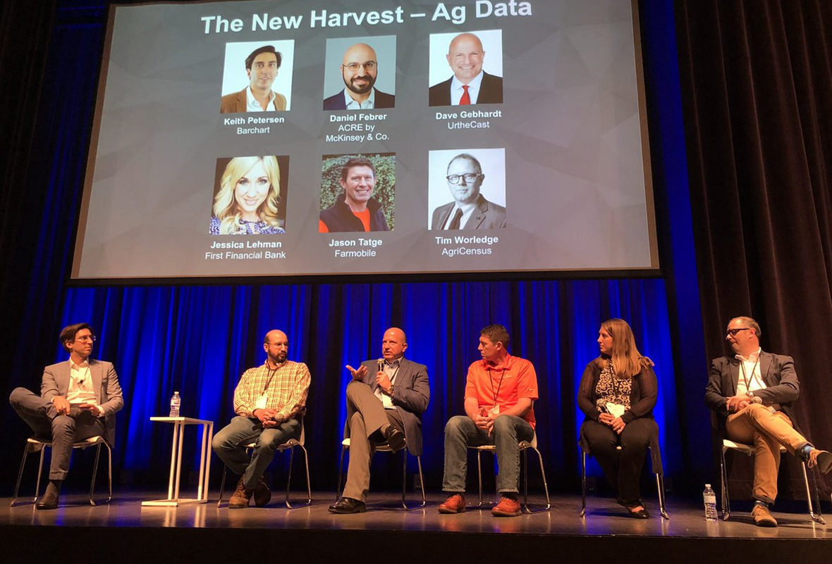 Chicago Agriculture Conference Ag Data Panel