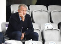 """FILE - In this file photo dated Sunday, May 16, 2021, Chelsea soccer club owner Roman Abramovich attends the UEFA Women's Champions League final soccer match against FC Barcelona in Gothenburg, Sweden.  British journalist Catherine Belton and her publisher are facing defamation claims from billionaire Chelsea Football Club owner Roman Abramovich and other wealthy Russians over a book entitled  """"Putin's People"""", about the rise of Russian President Vladimir Putin, according to reports Wednesday July 28, 2021. (AP Photo/Martin Meissner, FILE)"""