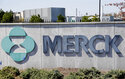 FILE- This May 1, 2018, file photo shows Merck corporate headquarters in Kenilworth, N.J.  Merck is buying Acceleron Pharma in a deal worth about $11.5 billion. Merck said Thursday, Sept. 30, 2021,  that it will pay $180 per share in cash for each Acceleron share.   (AP Photo/Seth Wenig, File)