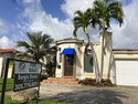 A home is shown for sale, Thursday, March 18, 2021, in Surfside, Fla.  U.S. home prices jumped by the most in more than seven years in March, as an increasing number of would-be buyers compete for a dwindling supply of houses. The March S&P CoreLogic Case-Shiller 20-city home price index, released Tuesday, May 25, rose 13.3% from a year earlier, the biggest gain since December 2013.   (AP Photo/Wilfredo Lee)